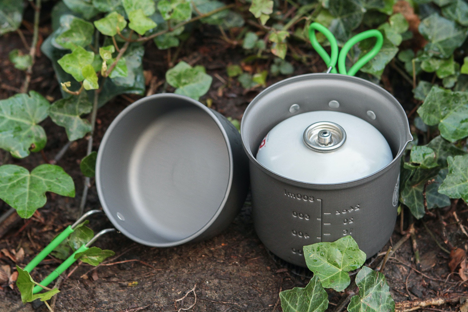 Optimus Crux Stove with Terra Weekend HE Cook Set