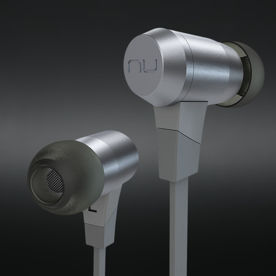 Nuforce BE6 Bluetooth Earphones