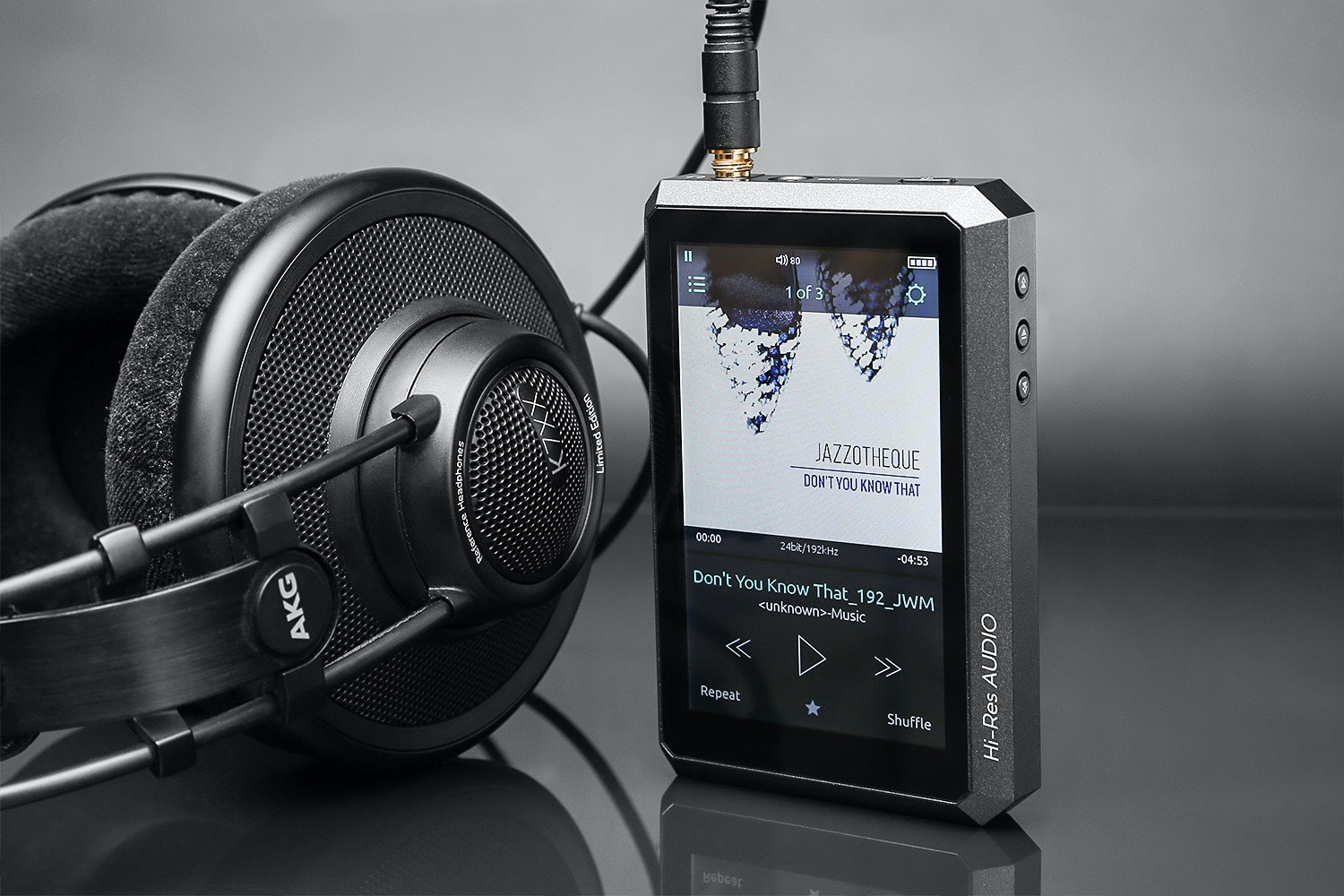 Opus #1 MQS Portable Player