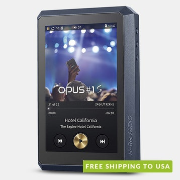 Opus #1S Digital Audio Player