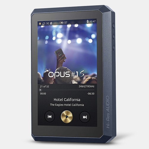 Opus #1S Digital Audio Player   Price & Reviews   Drop (formerly