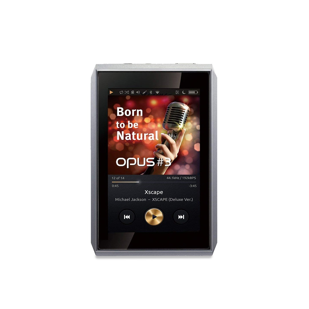 Opus #3 Digital Audio Player