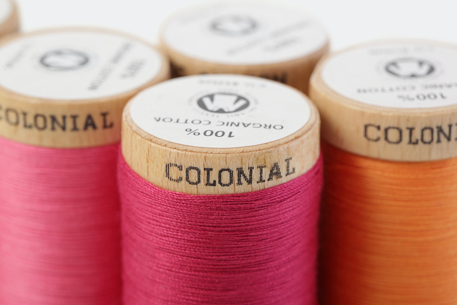 Organic Cotton Thread Collection