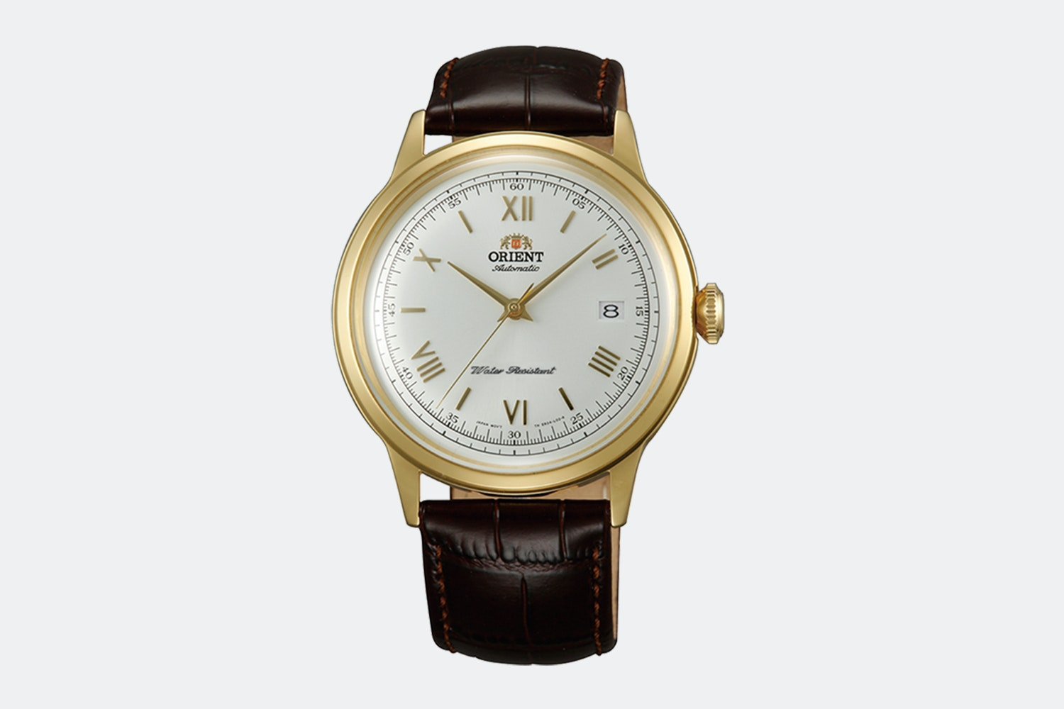 "FAC00007W0 | ""Version 2"" Gold Case, White Dial, Roman Numerals"