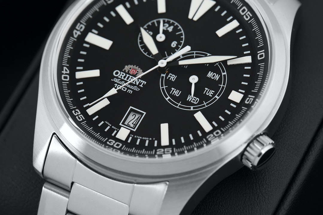 Orient Defender Automatic Watch