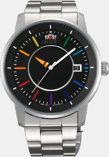 Black dial / Rainbow accents / Plain case FER0200DW0 (+$3)