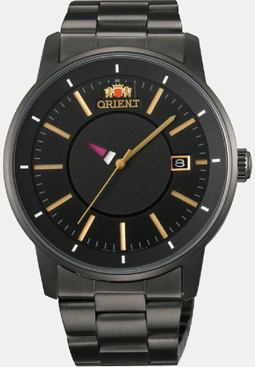 Black dial / Gold accents FER02004B0