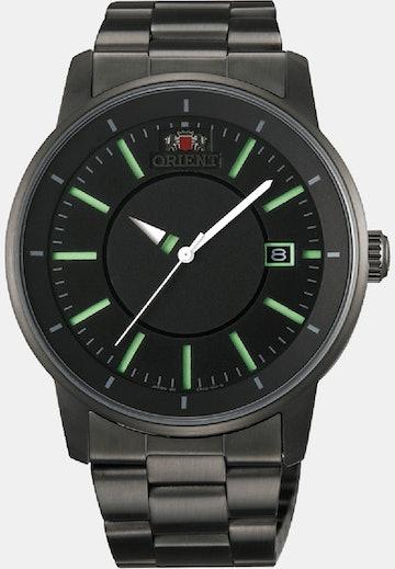 Black dial / Green accents FER02005B0