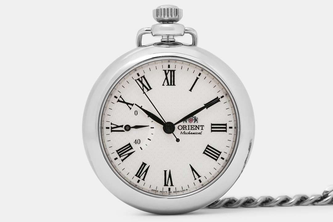 Orient Epoch Mechanical Pocket Watch