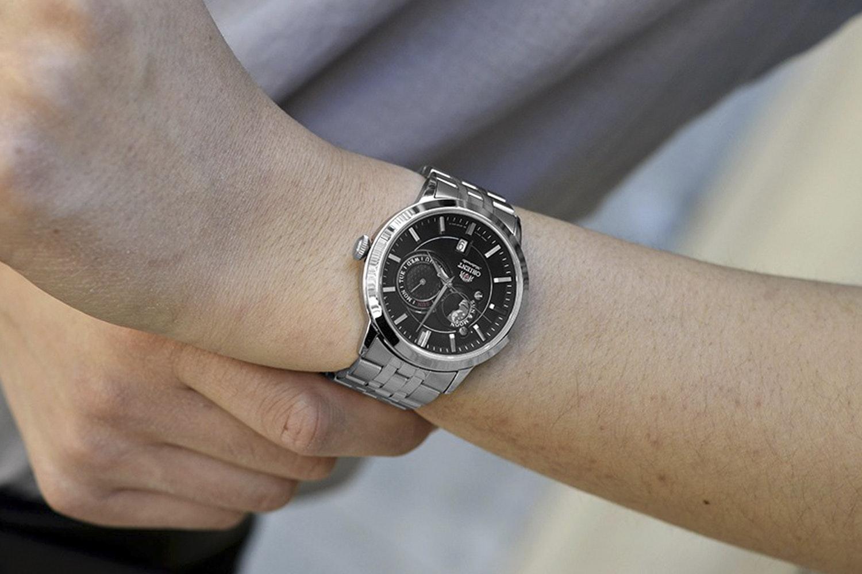 Orient Executive Sun & Moon Automatic Watch