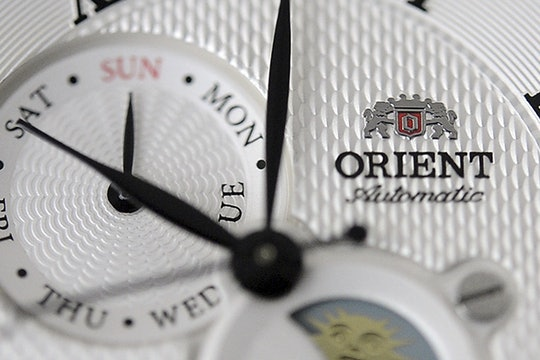 Orient Executive Sun & Moon V3 Automatic Watch
