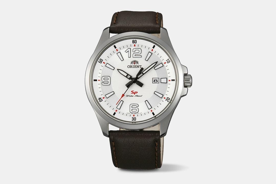 Orient FUNE Quartz Watch