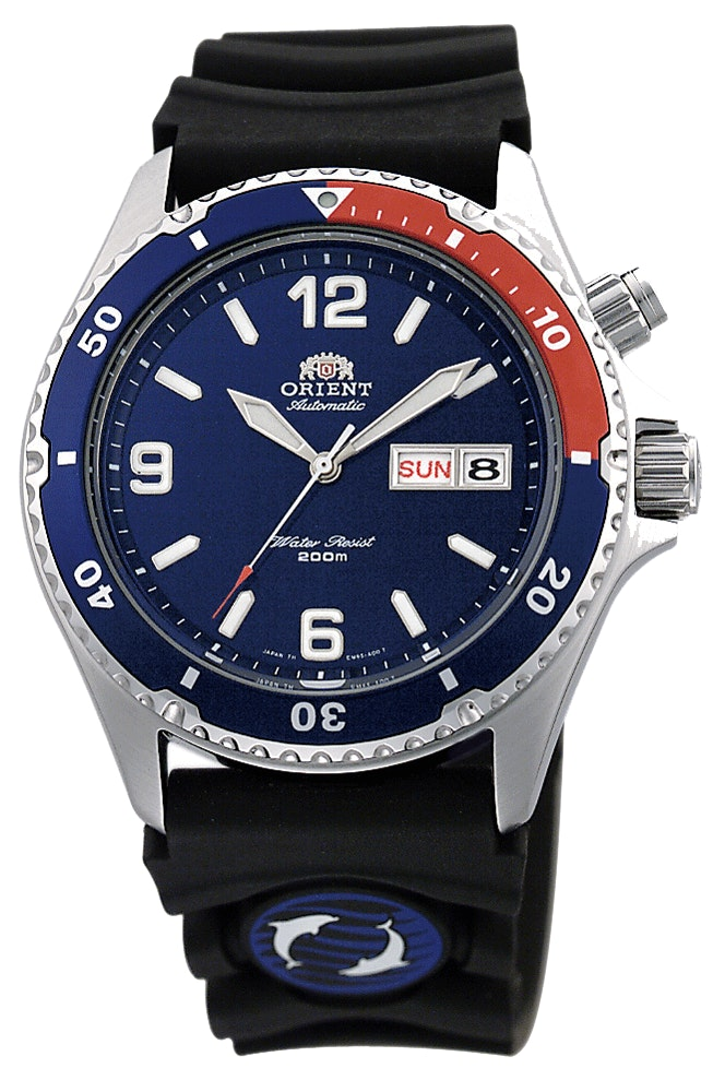 Blue/Red Bezel CEM65003D