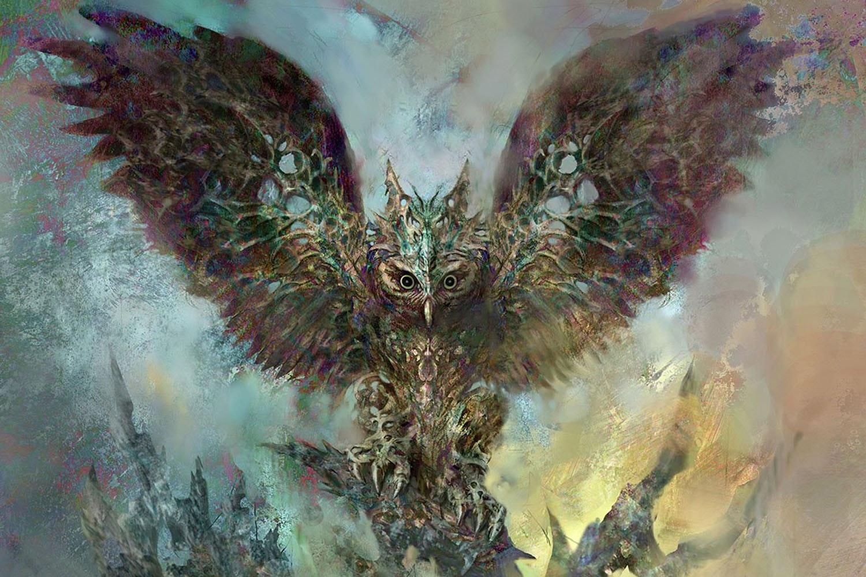 Baleful Strix- Nils Hamm