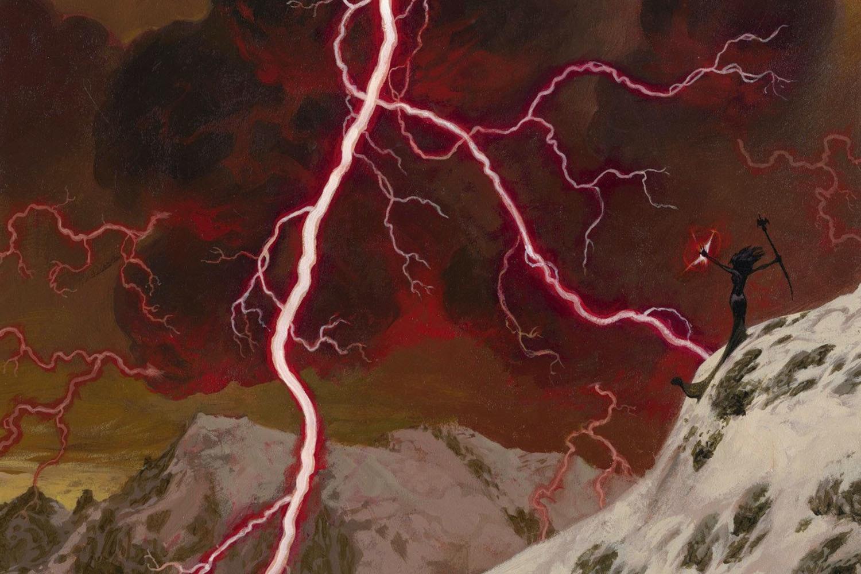 Lightning Bolt- Christopher Moeller