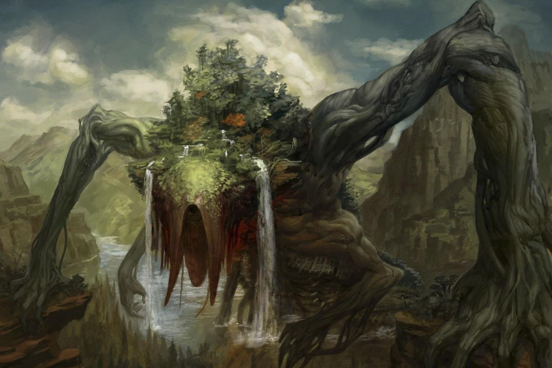 Animar, Soul of Elements- Peter Mohrbacher