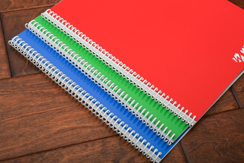 Wipebook Reusable Whiteboard Notebook Bundle
