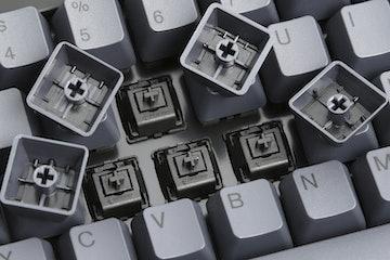 Originative Carbon Black Keycap Set