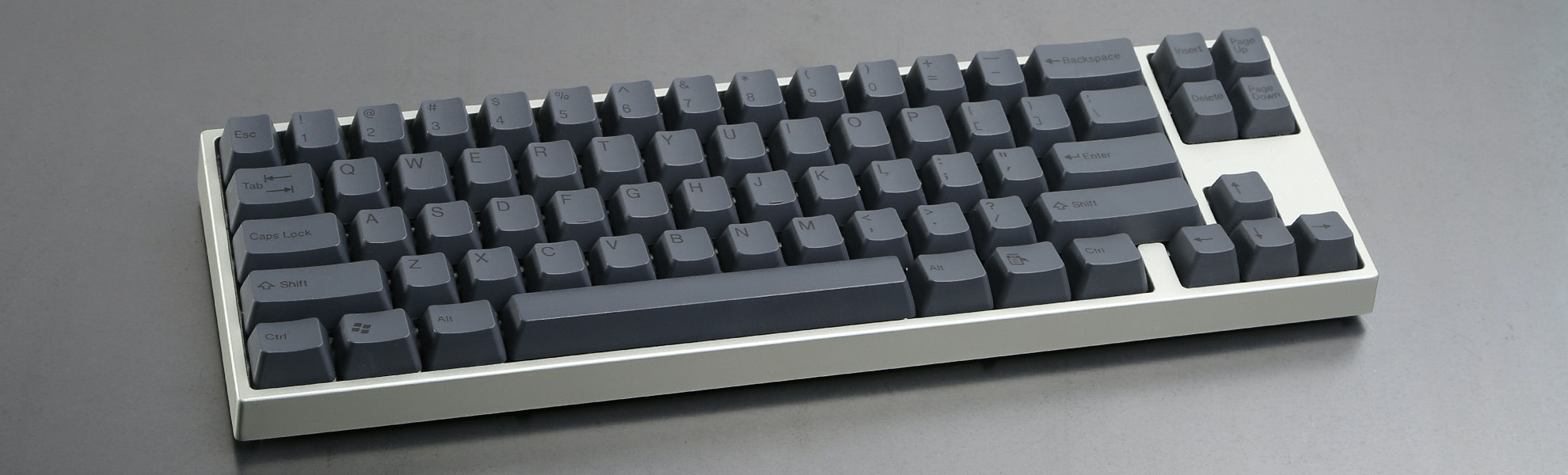 Originative Carbon Black Keycaps
