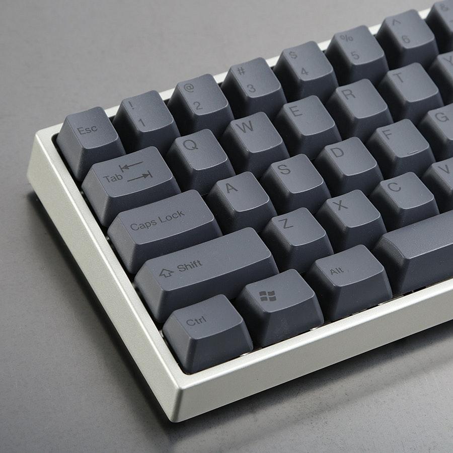 Originative Carbon Black Keycaps