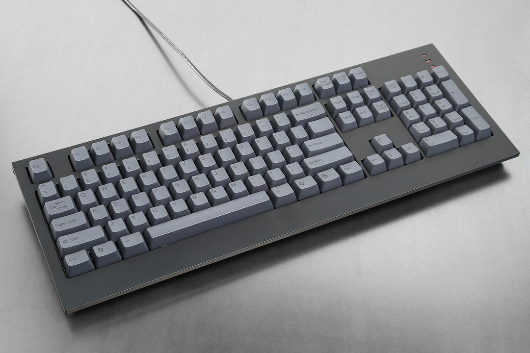 Originative Carbon Black PBT Keycap Set