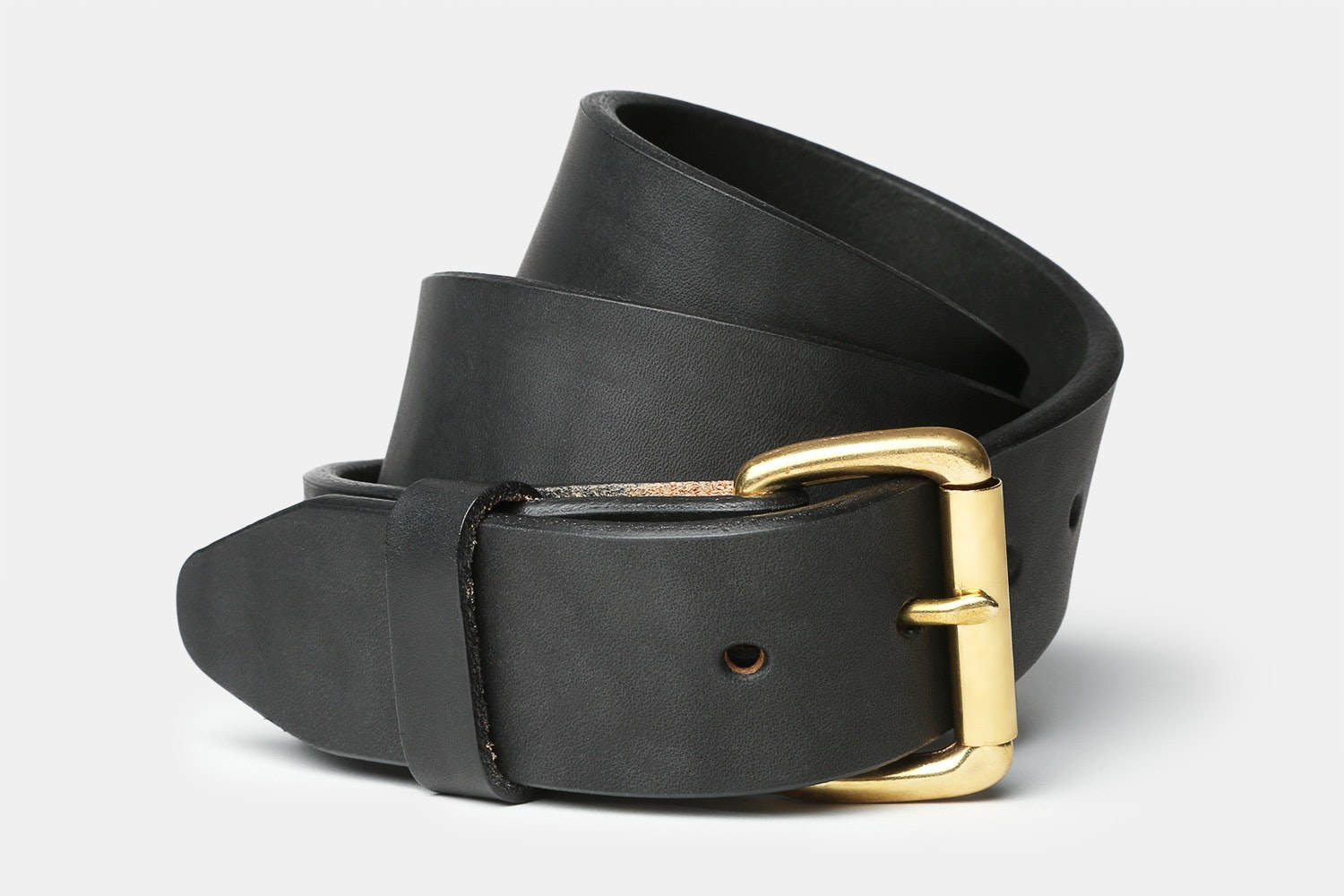 Orion Black Bridle Belt