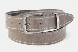 Single Matte Nickel - Gray