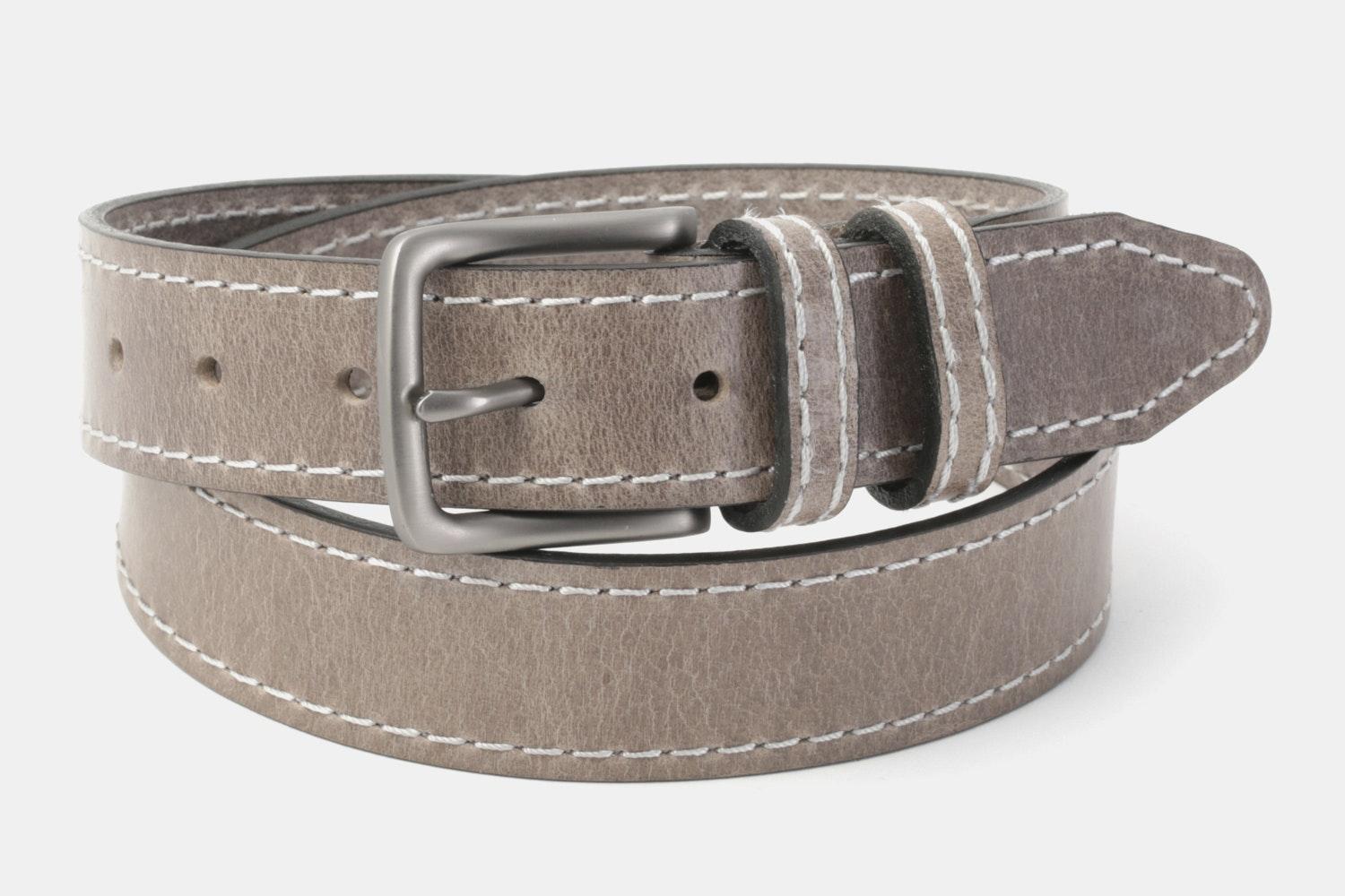 Double Leather - Gray