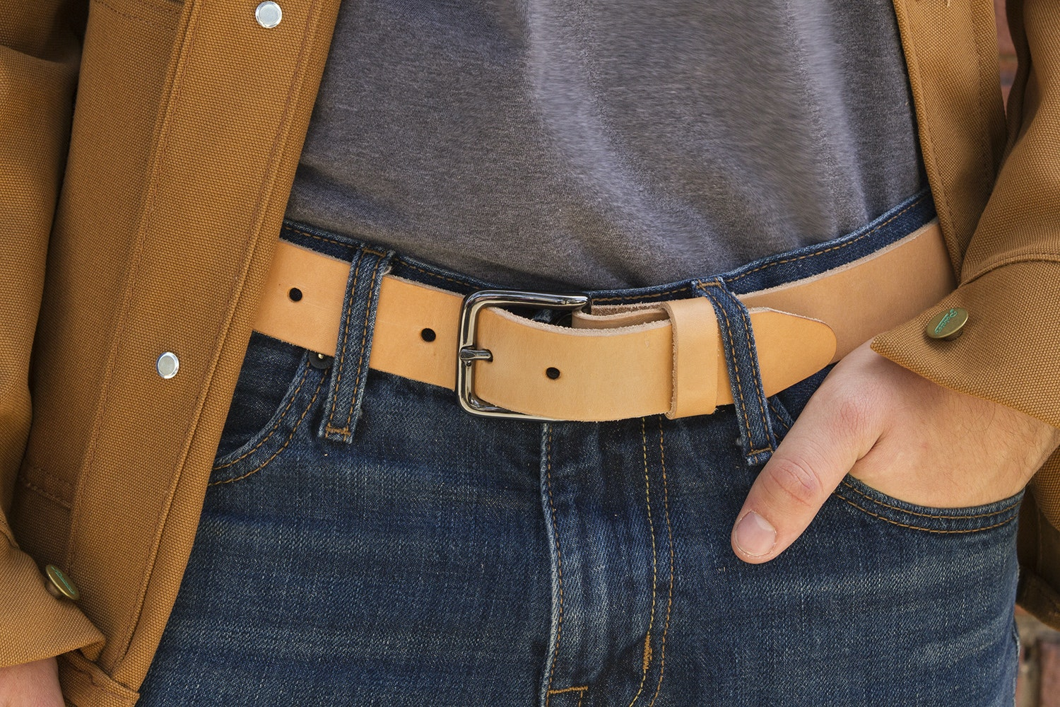 Orion Natural Harness Belt