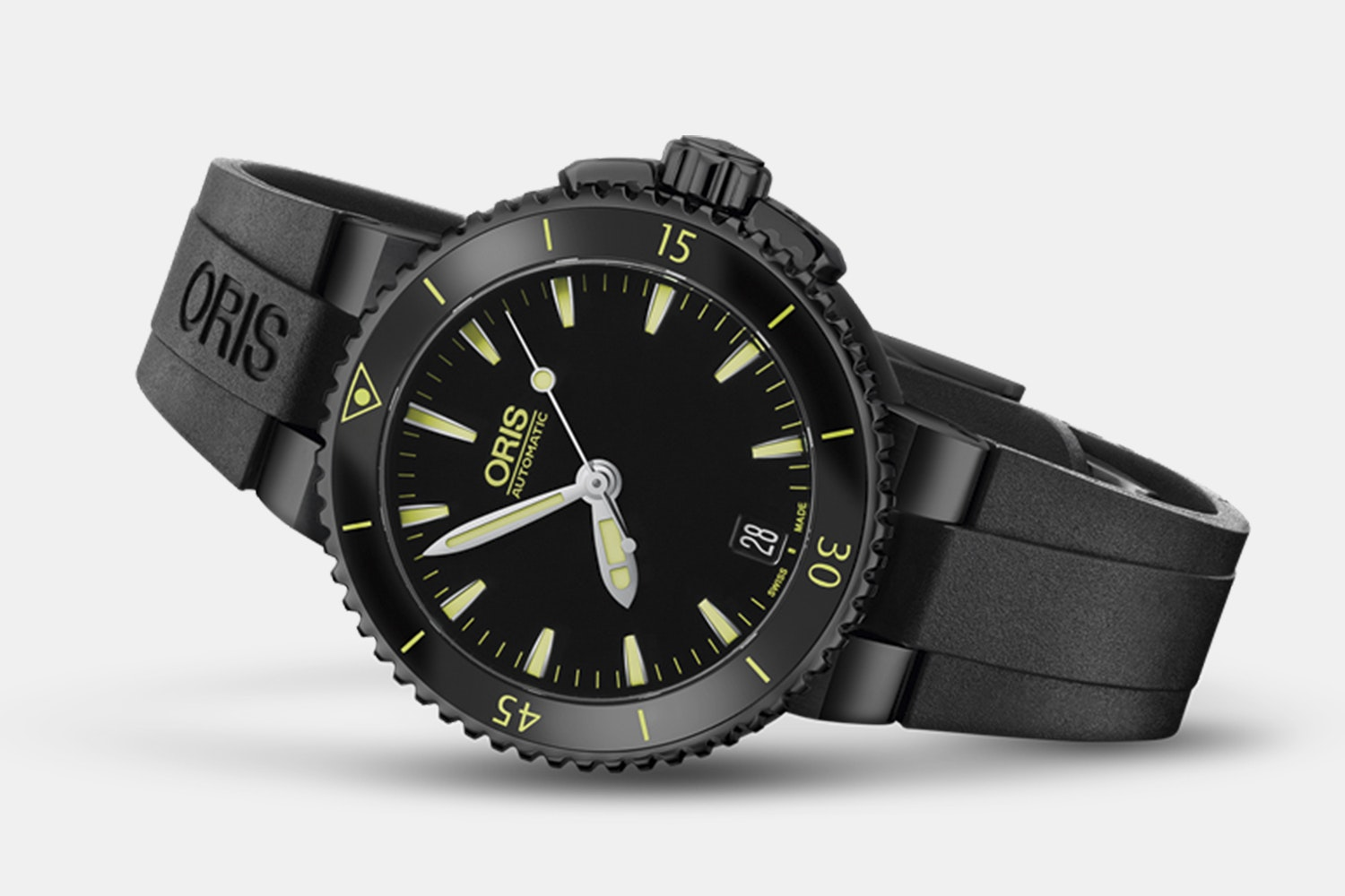 Oris Aquis Ladies' Automatic Watch