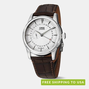 Oris Artelier Small Seconds Automatic Watch
