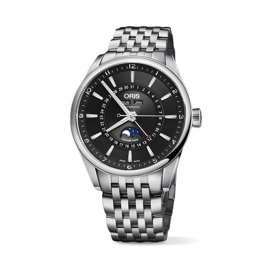 Oris Artix Complication Moonphase Automatic Watch