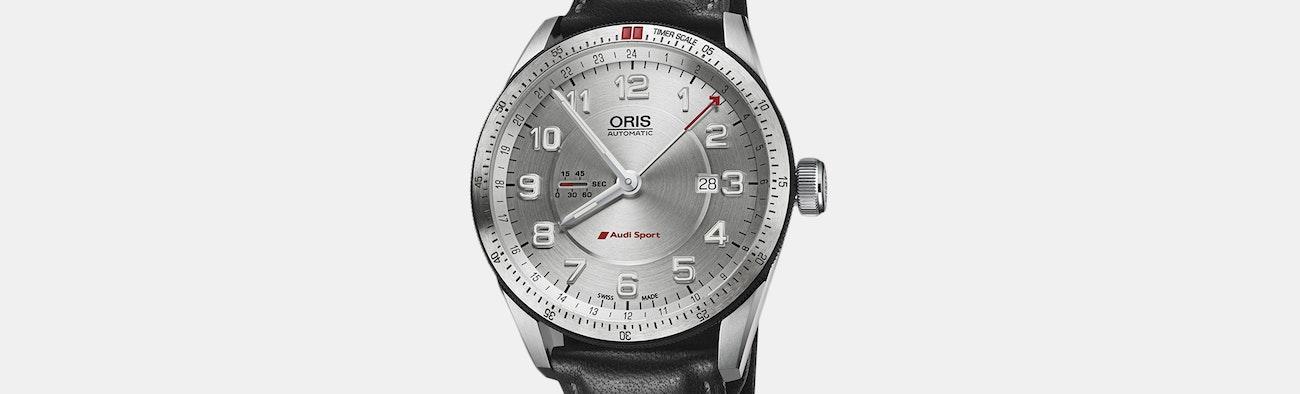 ba6b62c0a PRE-ORDER Oris Audi Sport GMT Auto @ Massdrop $799 + FS