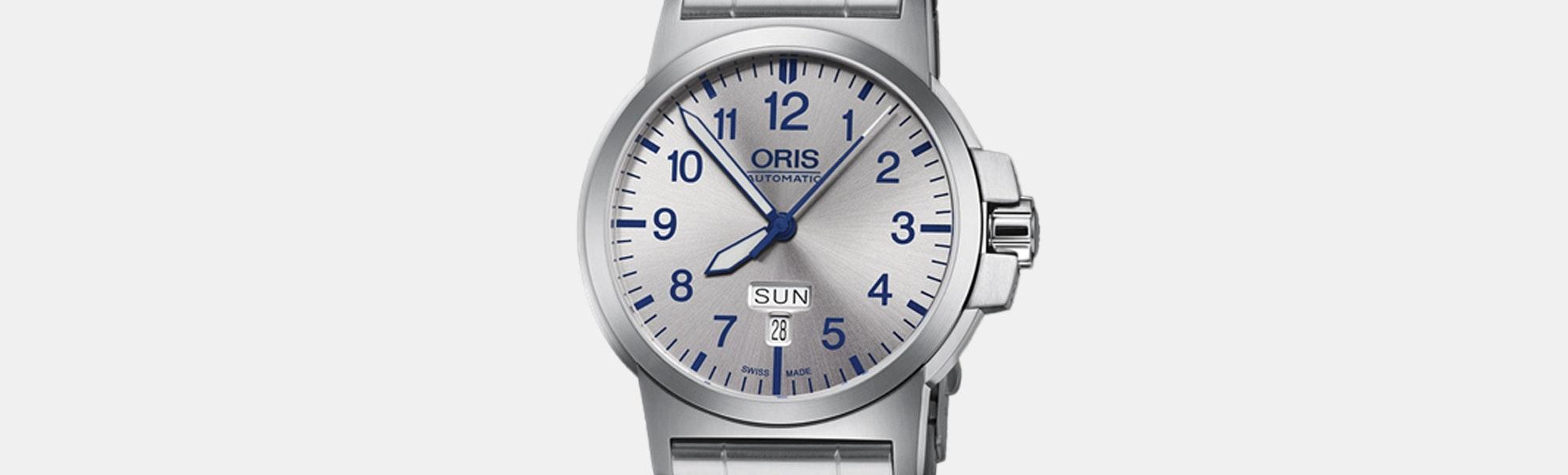 Oris BC3 Advanced DayDate Automatic Watch