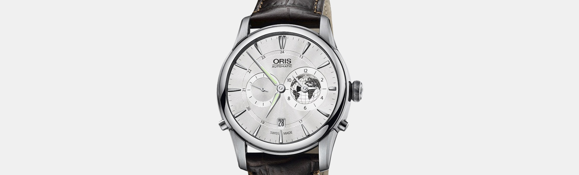 Oris Greenwich Mean Time Automatic Watch