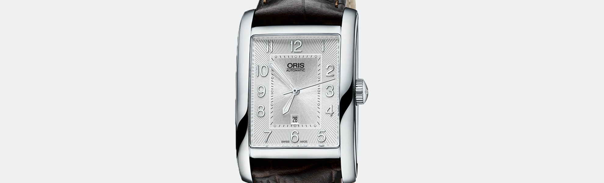 Oris Rectangular Date Automatic Watch