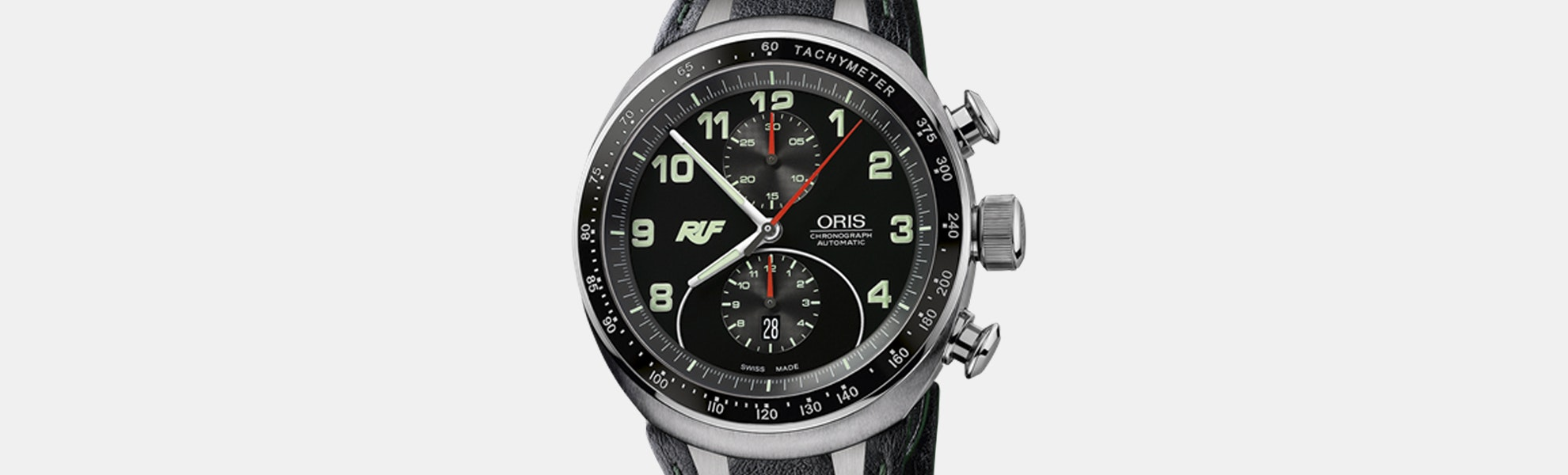 Oris RUF CTR3 Limited Edition Automatic Watch