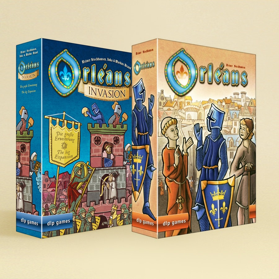 Orléans Board Game Bundle