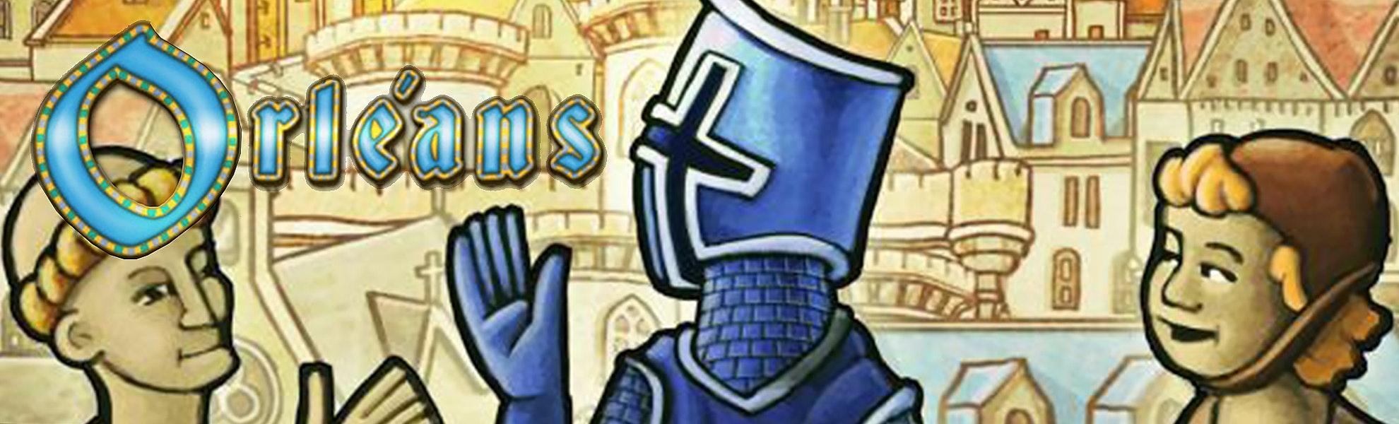 Orléans Board Game Bundle