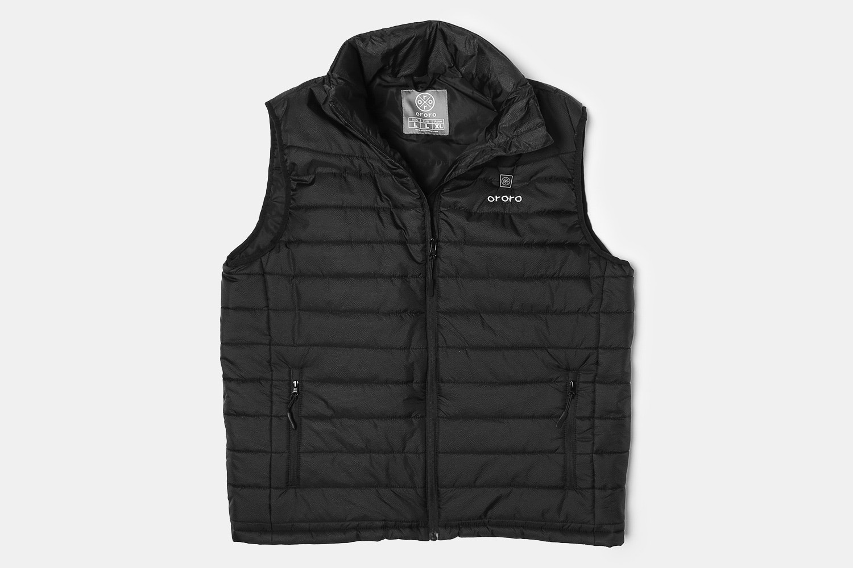 Heated Vest (- $20)