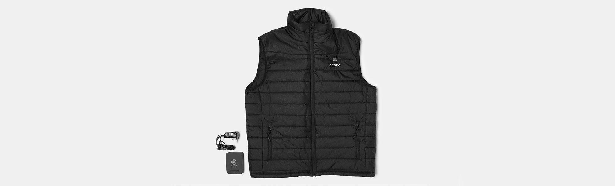 Ororo Heated Men's Jacket/Vest