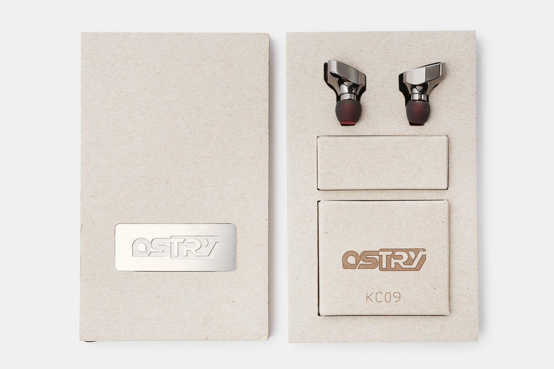 Ostry KC09 IEM