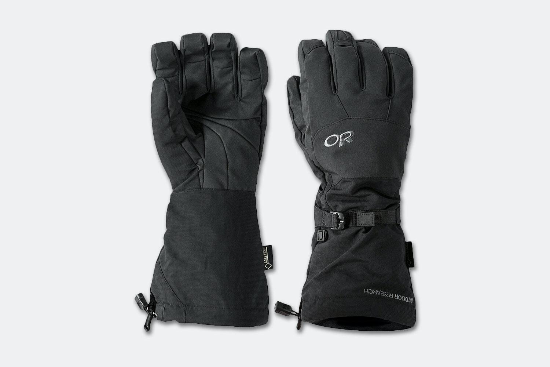 Men's Alti Gloves – Black