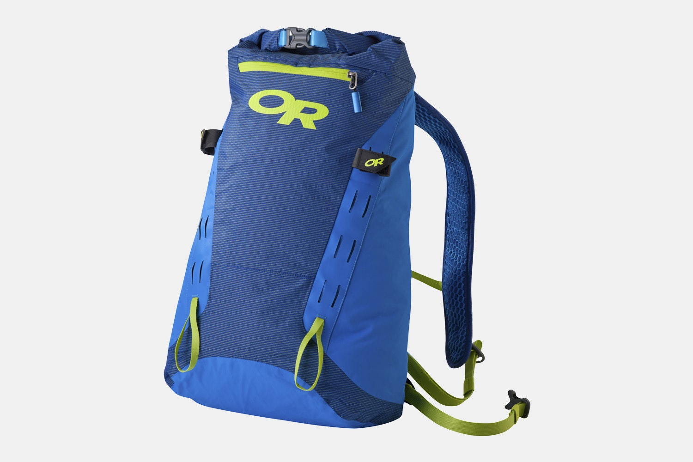 Dry Summit Pack LT – baltic/glacier/lemongrass