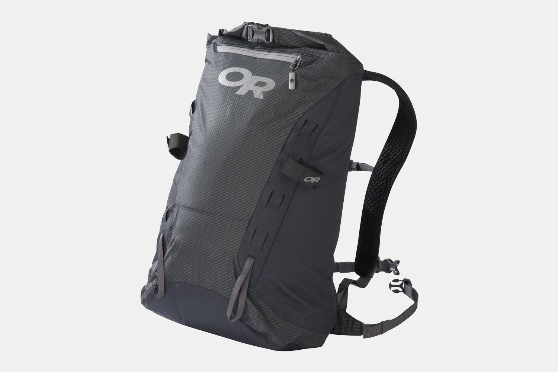 Dry Summit Pack LT – black