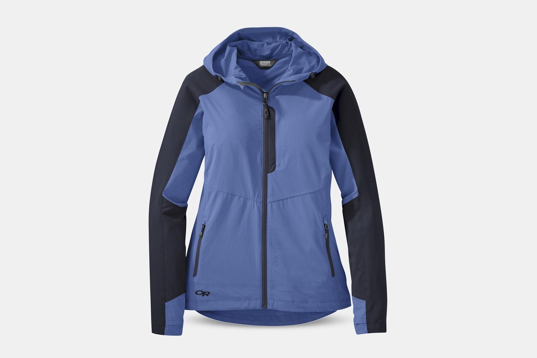 Women's – Ferrosi Hooded Jacket – Lapis/Naval Blue