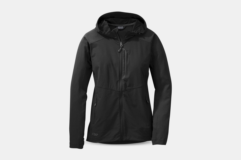 Women's – Winter Ferrosi Hoody – Black (+$50)
