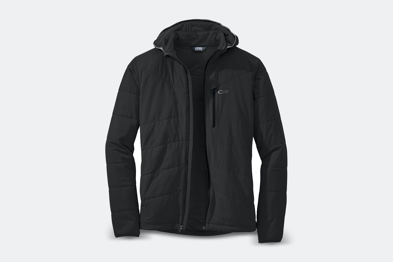 Men's – Winter Ferrosi Hoody – Black (+$50)