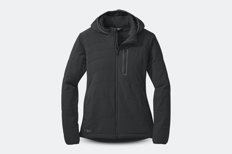 Women's – Ferrosi Hooded Jacket – Black
