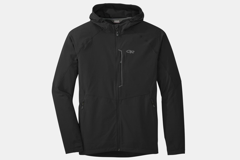Men's – Ferrosi Hooded Jacket – Black
